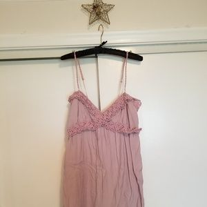 Dainty Lilac Blush Dress